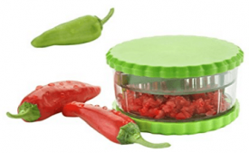 Buy Amiraj Unbreakable Plastic Multi Crusher, Transparent/Green at Rs 167 from Amazon