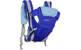 Buy BabyGo Hands-Free 4-in-1 Baby Carrier at Rs. 382 from Amazon