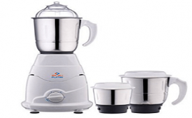 Buy Bajaj Platini PX 75M 500-Watt Mixer Grinder with 3 Jars at Rs 1,699 from Amazon