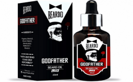 Buy Beardo Godfather Lite Beard and Moustache Oil 30 ml at Rs 314 from Amazon