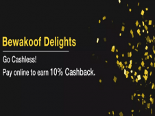Bewakoof Coupons & Offers: Upto Rs 100 Cashback on Mobikwik Wallet