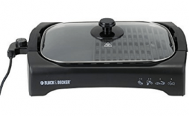 Buy Black & Decker LGM70 2200-Watt Open Flat Grill Machine at Rs 4,587 from Amazon