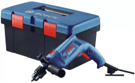 Buy Bosch GSB 550 - Freedom Power Tool Kit  (90 Tools) at Rs 2,700 from Flipkart