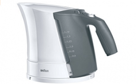 Buy Braun WK-500 3000-Watt Kettle at Rs 2,314 from Amazon