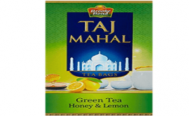 Buy Brooke Bond, Taj Mahal Honey Lemon Green Tea, 25 Tea Bags at Rs 82 from Amazon