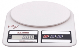 Buy Bulfyss Electronic Kitchen Digital Weighing Scale 10 Kg from Amazon at Rs 396 Only