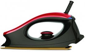 Buy Bajaj Majesty One 1000-Watt Dry Iron (Red/Black) at Rs 1,075 from Amazon