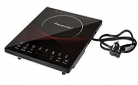 Buy Butterfly Sleek 1800W Slim Induction Cooktop at Rs 1,814 from Amazon