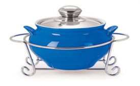 Buy Cello Prego Gusto Handi Casserole With Metal Stand 1000 ml at Rs 432 from Amazon
