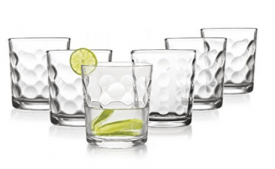 Buy Cello Prego Terra Tumbler Set of 6 from Amazon at Rs 299 Only