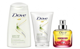 Buy Dove Hair Fall Rescue Hair Care Kit at Rs 249 from Amazon