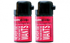 Buy Healthgenie Pepper Spray 35 gms (Pack of 2) at Rs 299 from Amazon