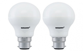 Buy Instapower Base B22 7-Watt LED Bulb at Rs 179 from Amazon