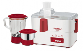 Buy Maharaja Whiteline Gala 450W Juicer Mixer Grinder from Amazon just at Rs 1,573 Only