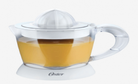 Buy Oster FPSTJU407W 25 W Juicer (White) at Rs 599 from Tatacliq