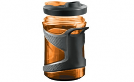 Buy Oster BLSTIM-VO1-049 Fitness Blender Bottle (Orange) from Amazon at Rs 180 Only