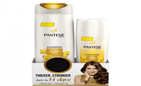 Buy Pantene Total Damage Care Shampoo 180ml with Conditioner 75ml at Rs 110 from Amazon
