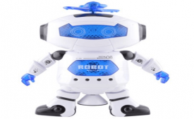 Buy Saffire Naughty Dancing Robot LED Light & Music at Rs 310 Only from Amazon