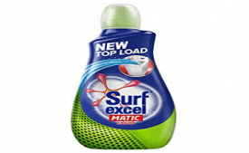 Buy Surf Excel Matic Liquid Detergent Front Load 500 ml at Rs 99 from Amazon