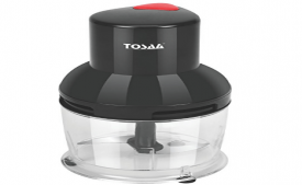 Buy Tosaa TFC210 200-Watt Food Chopper at Rs 699 from Amazon