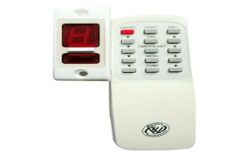Buy Walnut Innovations Wireless Remote Control for Light & Fan at Rs 735 Only from Amazon