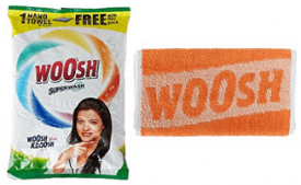Buy Woosh Super Detergent Powder from Amazon at Rs 79