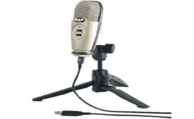 Buy Cad U37 Usb Studio Condenser Recording Microphone at Rs 2,899 from Amazon