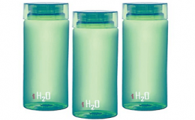 Buy Cello Deluxe Unbreakable Water Bottle Set of 3 at Rs 387 from Amazon