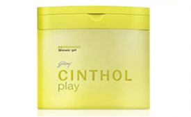 Buy Cinthol Play Refreshing Shower Gel, 200ml at Rs 99 from Amazon