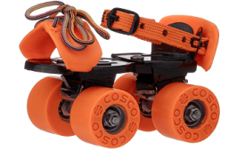 Buy Cosco Zoomer Roller Skate at Rs 499 from Amazon
