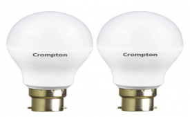 Buy Crompton 9WDF B22 9-Watt LED Lamp from Amazon at Rs 199