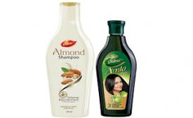 Buy Dabur Almond Shampoo, 100ml Free Dabur Amla Hair Oil, 90ml at Rs 48 from Amazon