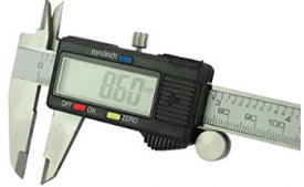 Buy Digital Caliper 150mm with Display Screen at Rs 526 from Amazon
