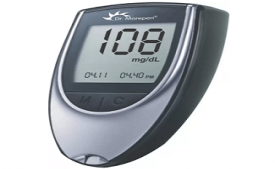 Buy Dr Morepen GlucoOne Glucometer at Rs 499 from Flipkart
