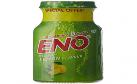 Buy Eno Bottle (Lemon) 100 g at Rs 86 from Amazon