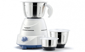 Buy Eveready Glowy 500-Watt Mixer Grinder at Rs 1,549 from Amazon