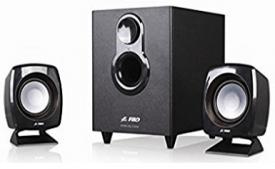 Buy F&D F-203G 11 W Portable Laptop/Desktop Speaker  (2.1 Channel) just at Rs 999 from Flipkart