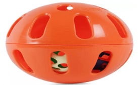Buy Fisher-Price Wobbly Fun Ball Rattle at Rs 237 from Flipkart
