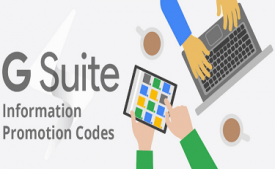 G Suite Promo code & Coupons: Flat 20% OFF - November 2107