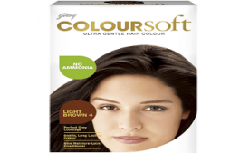 Buy Godrej Coloursoft Hair Colour, Light Brown, 80ml+24g at Rs 30 from Amazon
