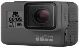 Buy GoPro HERO 5 Sports & Action Camera at Rs 32,900 from Flipkart