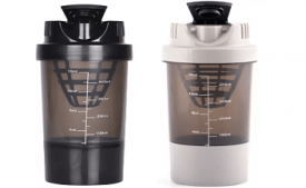 Buy Haans fitness Shaker bottle Upto 85% OFF Starting Just at Rs 94 Only on Flipkart