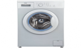 Buy Haier 6 kg Fully Automatic Front Load Washing Machine White at Rs 14,499 from Flipkart