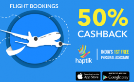 Haptik Coupons & Offers: Get 100% Cashback on Home Products may 2017