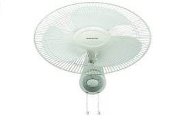 Buy Havells Swing Platina 400mm Wall Fan at Rs 1,875 from Amazon