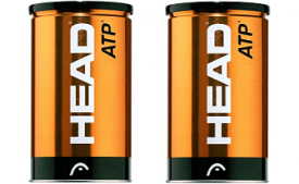 Buy Head ATP Tennis Ball Can at Rs 465 from Amazon