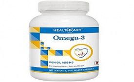 Buy Healthkart Omega 3 Pack of 2 at Rs 559 from Amazon