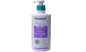 Buy Himalaya Baby Massage Oil, 500ml at Rs 186 from Amazon
