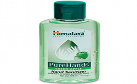 Buy Himalaya Herbals Pure Hands Hand Sanitizer 100 ml at Rs 66 from Amazon