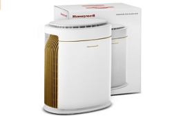 Buy Honeywell Lite Indoor HAC20M1000W 48-Watt Air Purifier at Rs 11,999 from Amazon